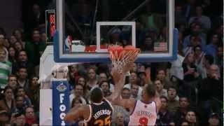 The Jeremy Lin Show Vs. Utah Jazz (2/6/2012)