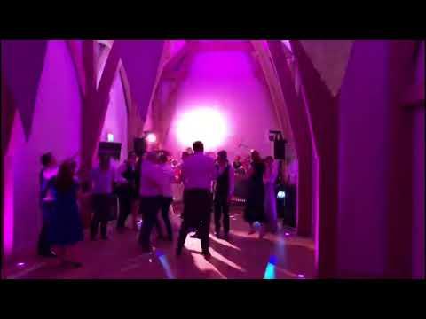 The Spectrum - Live wedding action.