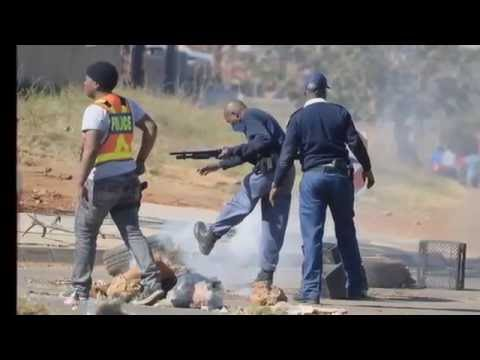 South African News – Riots In Tshwane Pretoria – A Closer Look At Images Hidden By The SABC