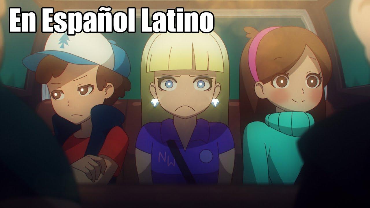 Como Seria Si Gravity Falls Fuera Un Anime Espanol Latino
