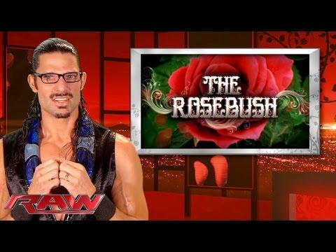 """""""The Rose Bush"""" Thematisiert Neville Und Die ECW Originals: Raw – 7. Dezember 2015"""