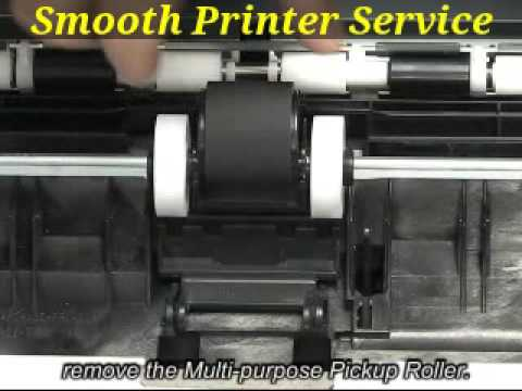 Samsung proxpress m3820dw replace new tray 1 roller
