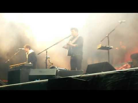 Mumford and Sons - Little Lion Man - Bråvalla 01-07-2016