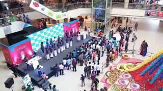 Games conducted in Express Avenue EA mall in chennai | Vivo | Diwali 2017