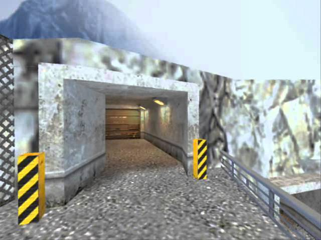 Counter-Strike 1.6 Map cs_thunder