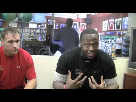NFL D-Lineman Gerald McCoy talks Conditioning with Todd Durkin