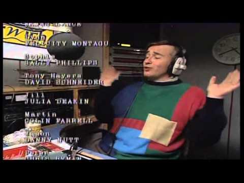 Alan Partridge singing in Series 1 of I'm Alan Partridge