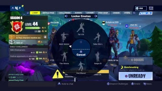 Fortnite LIVE Random Duos/Squads with Fill BLACK KNIGHT SKIN HIGH KILLS