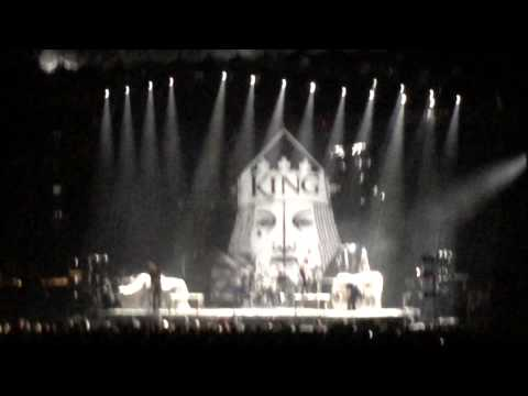 Fat around the heart King 810 live Prepare for hell