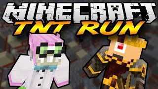 Minecraft - TNT RUN - Ronald en zijn lekkere kroketten