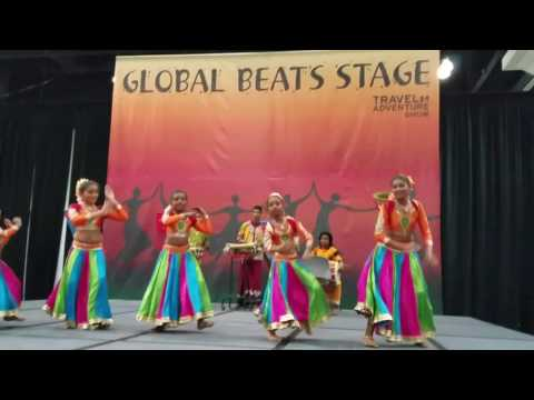 World Heritage Cultural Center Exclusive sponsor of the Global Beats Stage - World of Colors concert