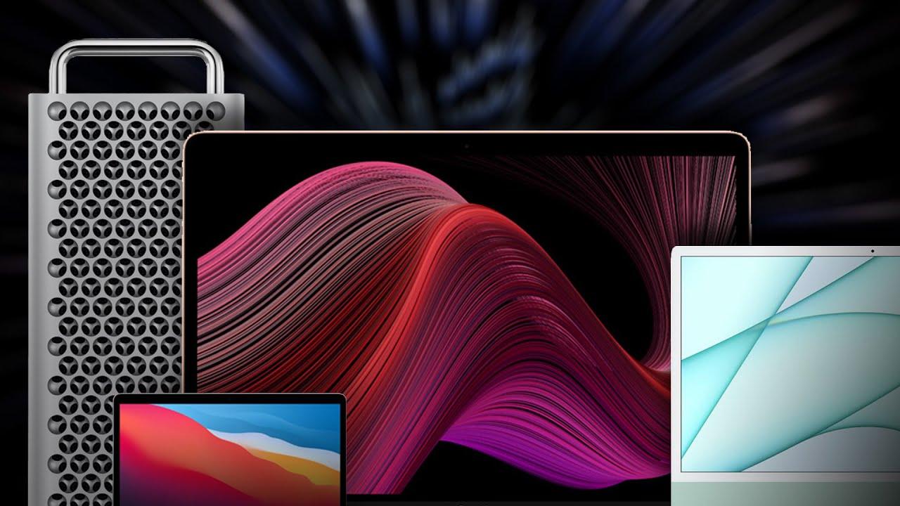 Apple event: Updated MacBook Pros, third-generation AirPods, plus ...
