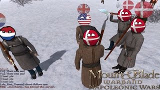 Mount and Blade 4# Napoleonic Wars memes (Partizans and Canons)