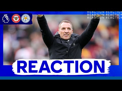 """""""The Players Deserve Credit"""" - Brendan Rodgers 