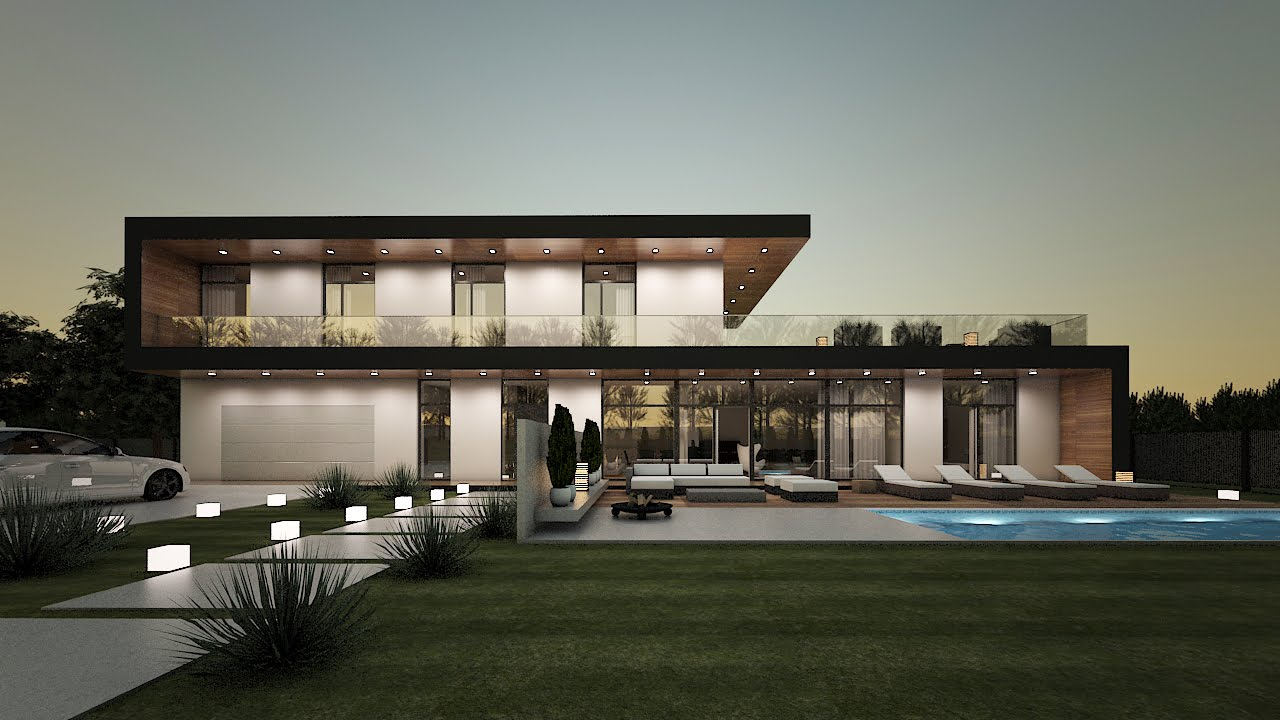 Mmk Residence By Ng Architects Youtube
