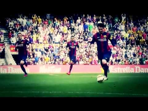 Lionel Messi 400th Goal For Barcelona - La Liga (18/04/2015) │HD