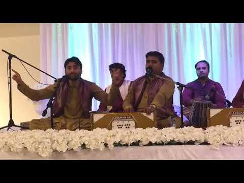 Sare la Makan se Talab Hui -Shahbaz Fayyaz Qawal -Holland.2017