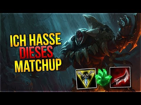 Ich HASSE dieses Match Up! Rengar Toplane [Editiertes Gameplay] [League of Legends] [Deutsch] thumbnail