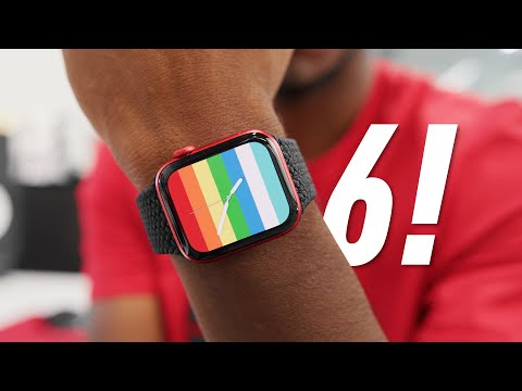 Apple Watch Series 6 Review Videos