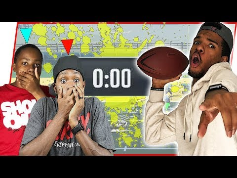 NO TIME ON THE CLOCK! IT ALL COMES DOWN TO THIS!! - Madden 18 MUT Squads Gameplay