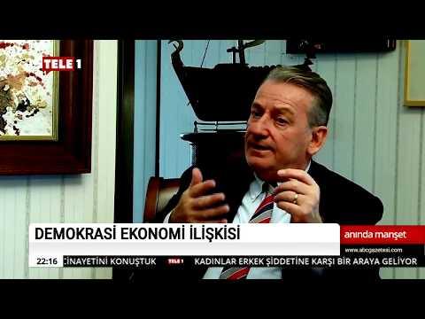 Anında Manşet - Tuncay Mollaveisoğlu (13 Kasım 2018)   Tele1 TV