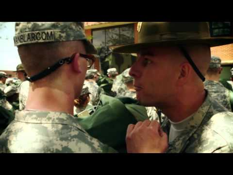 National Guard | BCT - Basic Training Day 1