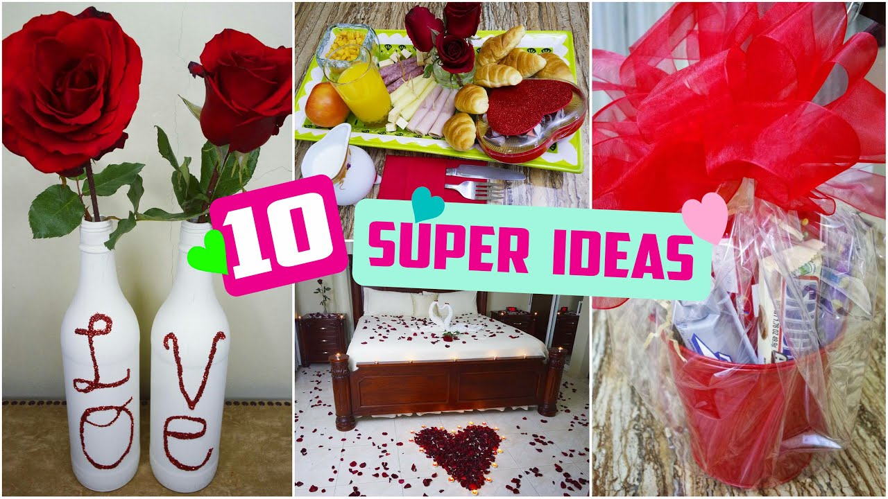 10 ideas para regalar en san valent n yarissa youtube - Ideas originales san valentin ...