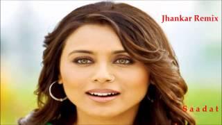 Meri Zindagi Ke Malik Mere Jhankar, Imaan Beimaan, Jhankar Beats Remix Song Frm SAADAT