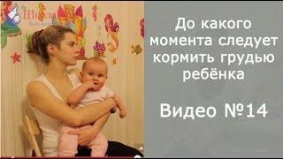 До какого момента следует кормить грудью ребёнка?(http://www.shkolamam.ru Анна Сергеевна Федяева, врач неонатолог, сотрудник отделения патологии новорожденных и недон..., 2014-03-20T19:25:10.000Z)