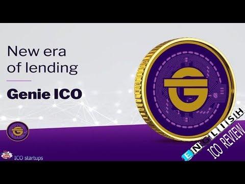 Crowd Genie ICO Review! Crowd Genie - Licensed Lending Platform!