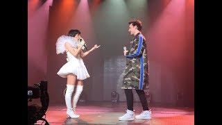 Gülşen konserinde Azur Benan ve Edis sürprizi (BGM / 2018)