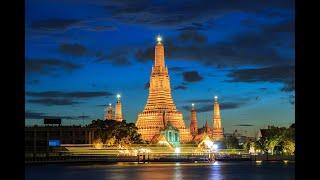 Прогулка на лайнере по Чао Прая - Бангкок