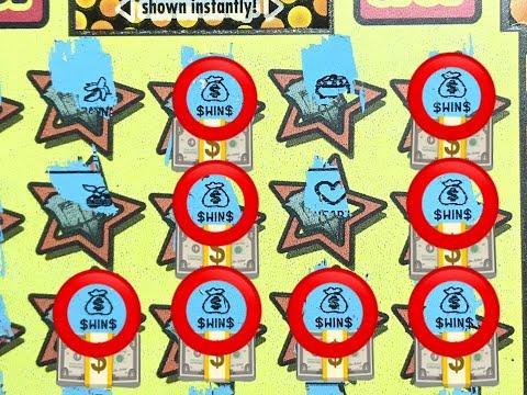 Repeat WINNER! Sweet Cash Xtreme Millions Triple Jackpot Scratchers