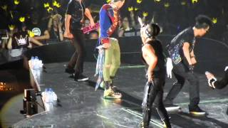 Video BIGBANG Fantastic baby Singapore Alive tour concert 120928 download MP3, 3GP, MP4, WEBM, AVI, FLV Juli 2018