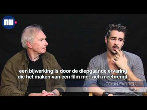 The Way Back: Interview met Colin Farrell