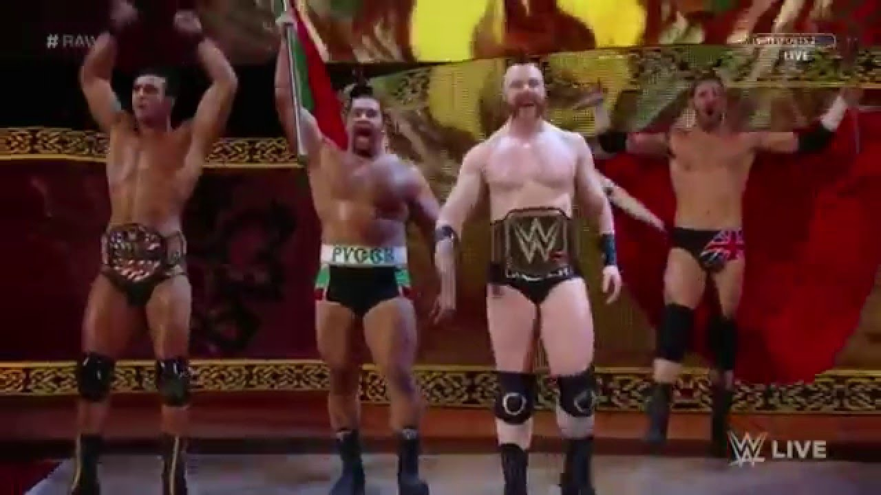 Wwe League Of Nations Theme Youtube