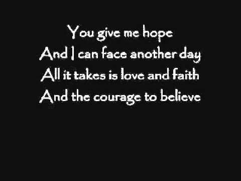 Paul Brandt Hope W Lyrics Hope Paul Brandt W Lyrics Music Video Metrolyrics
