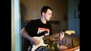 The Forgotten (Green Day) Cover