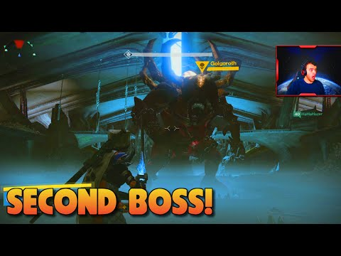 Destiny - KING'S FALL RAID FULL GAMEPLAY - The Taken King Raid Boss & Rewards! (Part 2)
