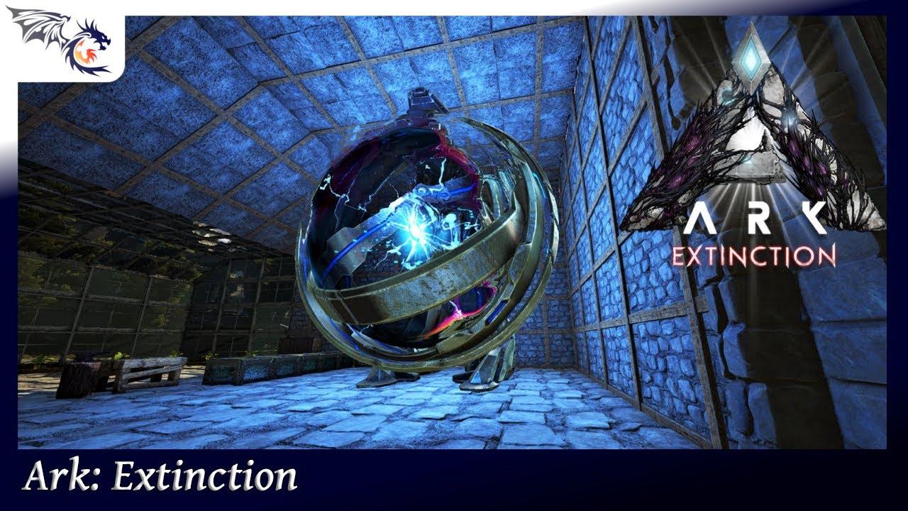 Download We Got A Tek Replicator & Tek Storage In The Base! | ARK: Extinction #16