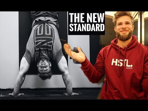 THE NEW HANDSTAND PUSH-UP STANDARD - My Response