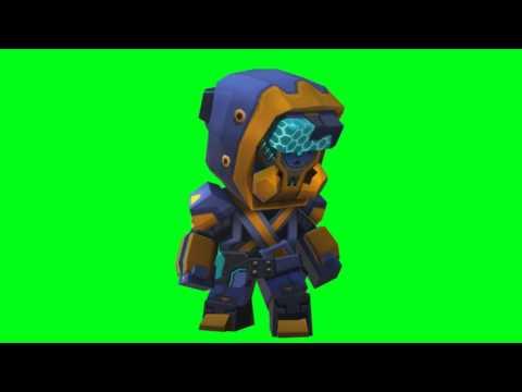 Tech Sniper animated (call of mini) chroma