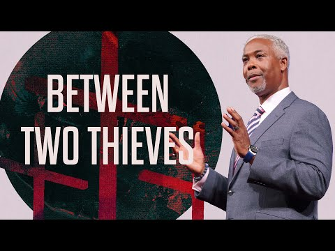 Between Two Thieves | Bishop Dale C. Bronner | Word of Faith Family Worship Cathedral