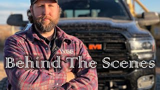 Exploring A Private Honey Hole junkyard for a potential revival! (BEHIND THE SCENES)