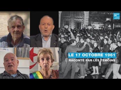 Download Le 17 octobre 1961 à Paris, raconté par les témoins de ce massacre d'Algériens • FRANCE 24