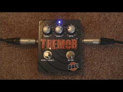 BBE Tremor Demo (clean Smiths style and more)