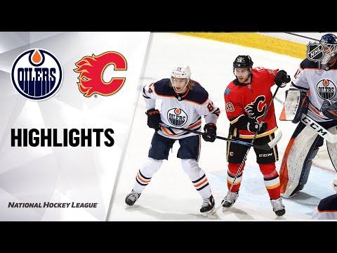 Oilers @ Flames