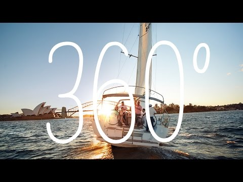 360: Sydney Harbour, New South Wales, Australia