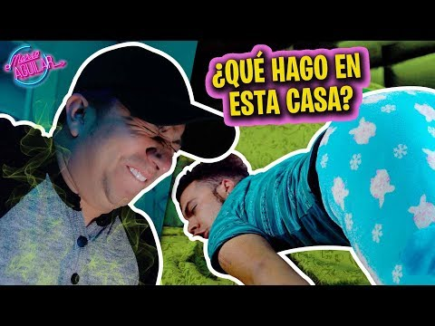 Cuando te quedas a dormir en casa ajena | Mario Aguilar