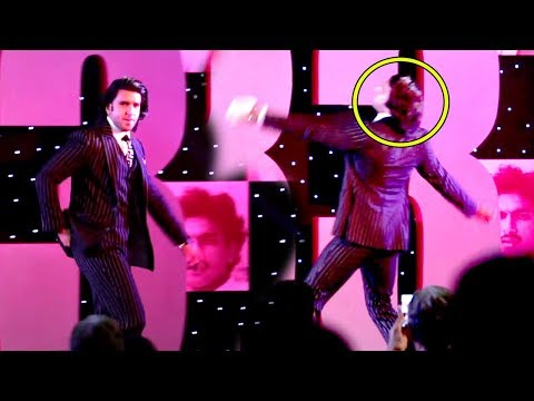 Ranveer Singh's GRAND ENTRY Bowling Exactly Like Kapil Dev At Biopic 1983 World Cup Movie Launch Mp3